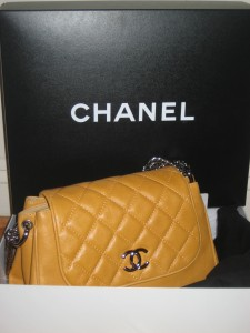 Rare Yellow Chanel