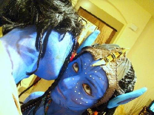 Amazing Avatar Costume