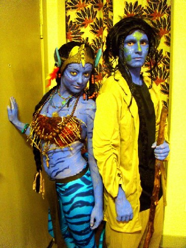 Amazing the Best Avatar Halloween Costume