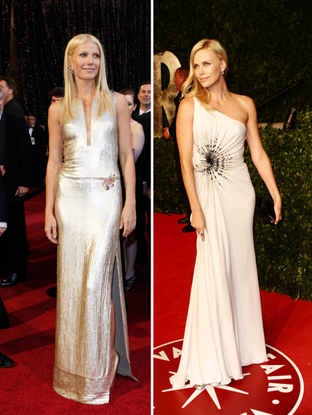 The 2011 Oscar Bridal Dresses