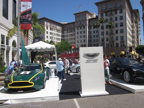 Aston Martin BH