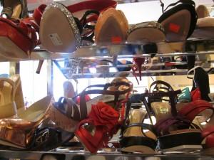 Gucci Chanel Saks Shoe Sale