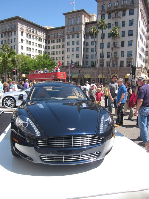 Aston Martin Rodeo Drive