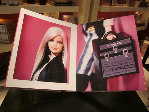 Assouline Barbie and Mac Book