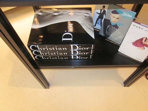 Assouline Dior Marc Jacobs Books Couture reads