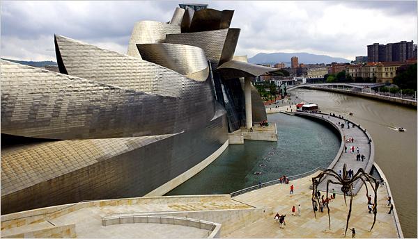 Bilbao Frank Gehry Guggenheim