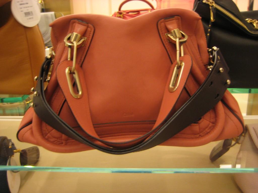 Coral Chloe Paraty Shoulder Bag