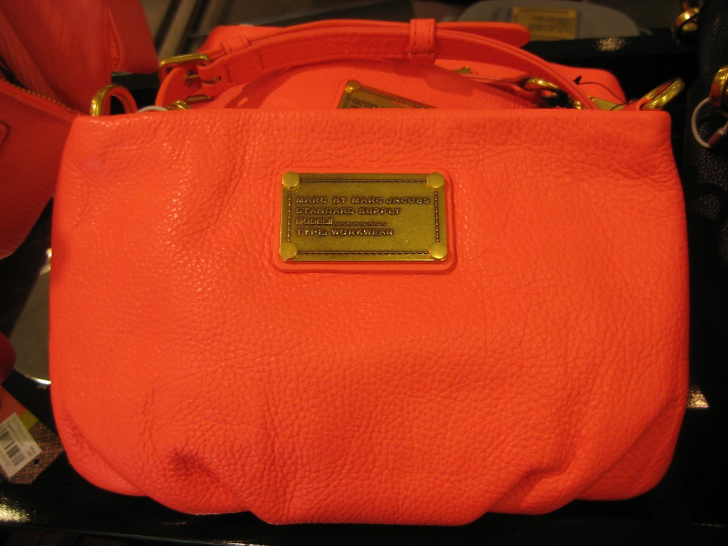 Marc By Marc Jacobs Coral Clutch
