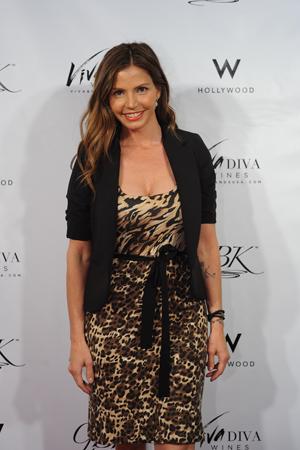 Charisma Carpenter at MTV Movie Awards Gift Lounge