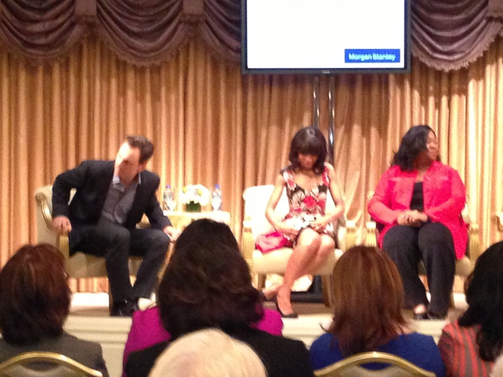Morgan Stanley Event With Shonda Rhimes, Tony Goldwyn, and Kerry Washington at The Beverly Hills Hotel