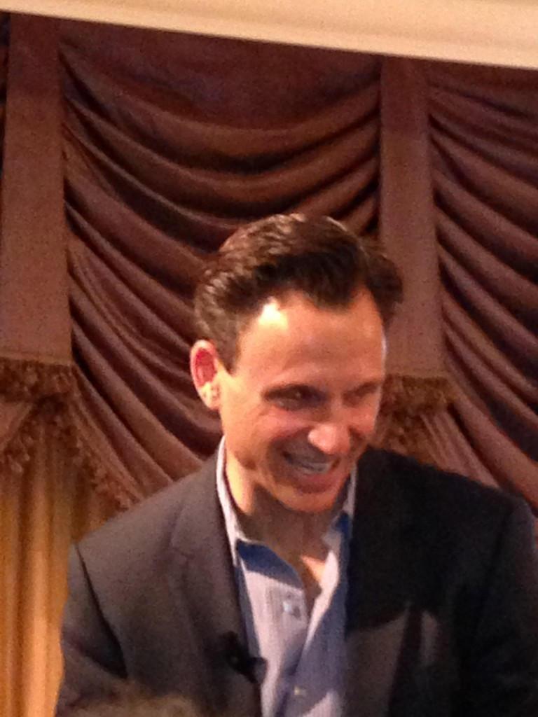 Morgan Stanley Event With Tony Goldwyn
