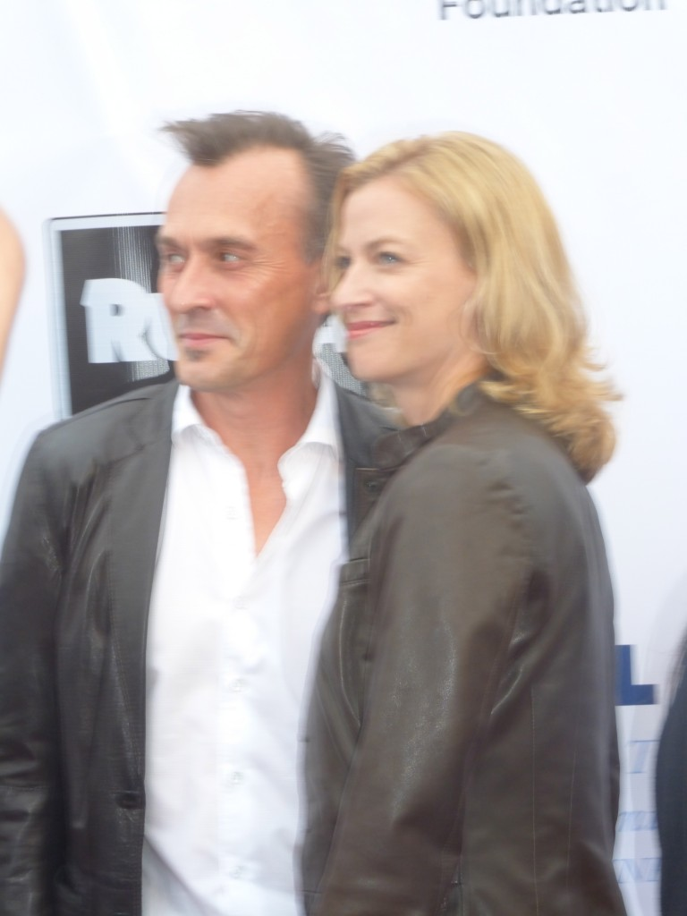 Robert Knepper and wife Tory Herald attend the Big Fighter Big Cause event Santa Monica Pier