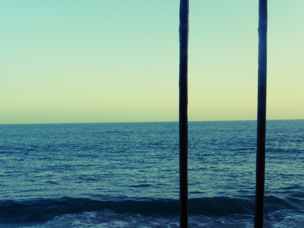 Beach Sunset Malibu Summer Photography